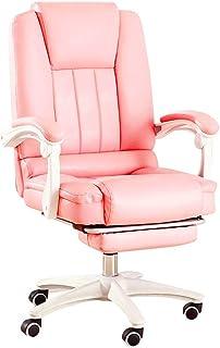 Worth having - Home Krzesełko Krzesło, Księżniczka Regulowane Esports Krzesło Gamer 150 ° Obrotowy Obrotowy Ciężki Duty Hi...