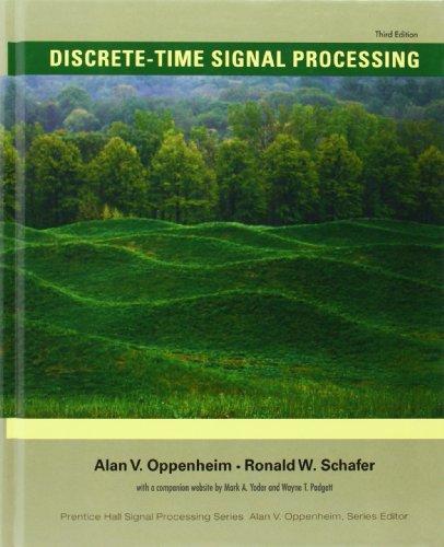 Discrete-Time Signal Processing (Prentice-Hall Signal Processing Series)