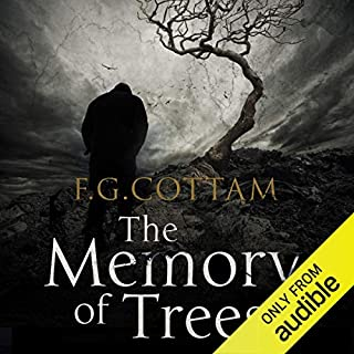 The Memory of Trees audiobook cover art