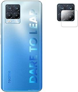 طبقة واقية لعدسة الكاميرا من FTRONGRT لـ Realme 8 Pro، شفافة، رقيقة جدا، مقاومة للخدش، طبقة واقية من الزجاج المقوى الناعم ...