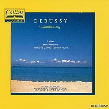 Debussy: La Mer - Trois Nocturnes - Prélude à L'Après-Midi d'Une Faune