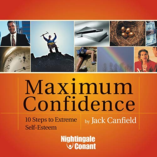 Page de couverture de Maximum Confidence
