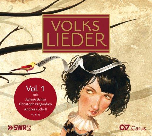 Bar/Banse/Mertens/Mields/Pregardien - Volkslieder Volume 1