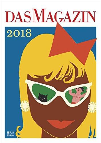Das Magazin 2018: Wandkalender