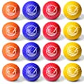 GoSports Foam Golf Practice Balls - 16 Pack | Realistic Feel and Limited Flight | Use Indoors or Outdoors