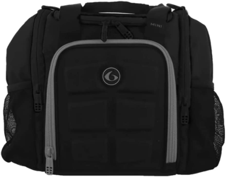 6 PACK FITNESS INNOVATOR MINI BAG 3 MEAL BAG SIX PACK BAG DISCOUNTED TRAVEL FIT