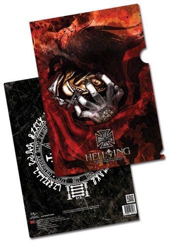 Hellsing Ultimate - Alucard File Folder (5 Pcs/set) by Hellsing