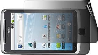 Celicious Sekretess tvåvägs landskap anti-spion filter skärmskydd film kompatibel med HTC G2