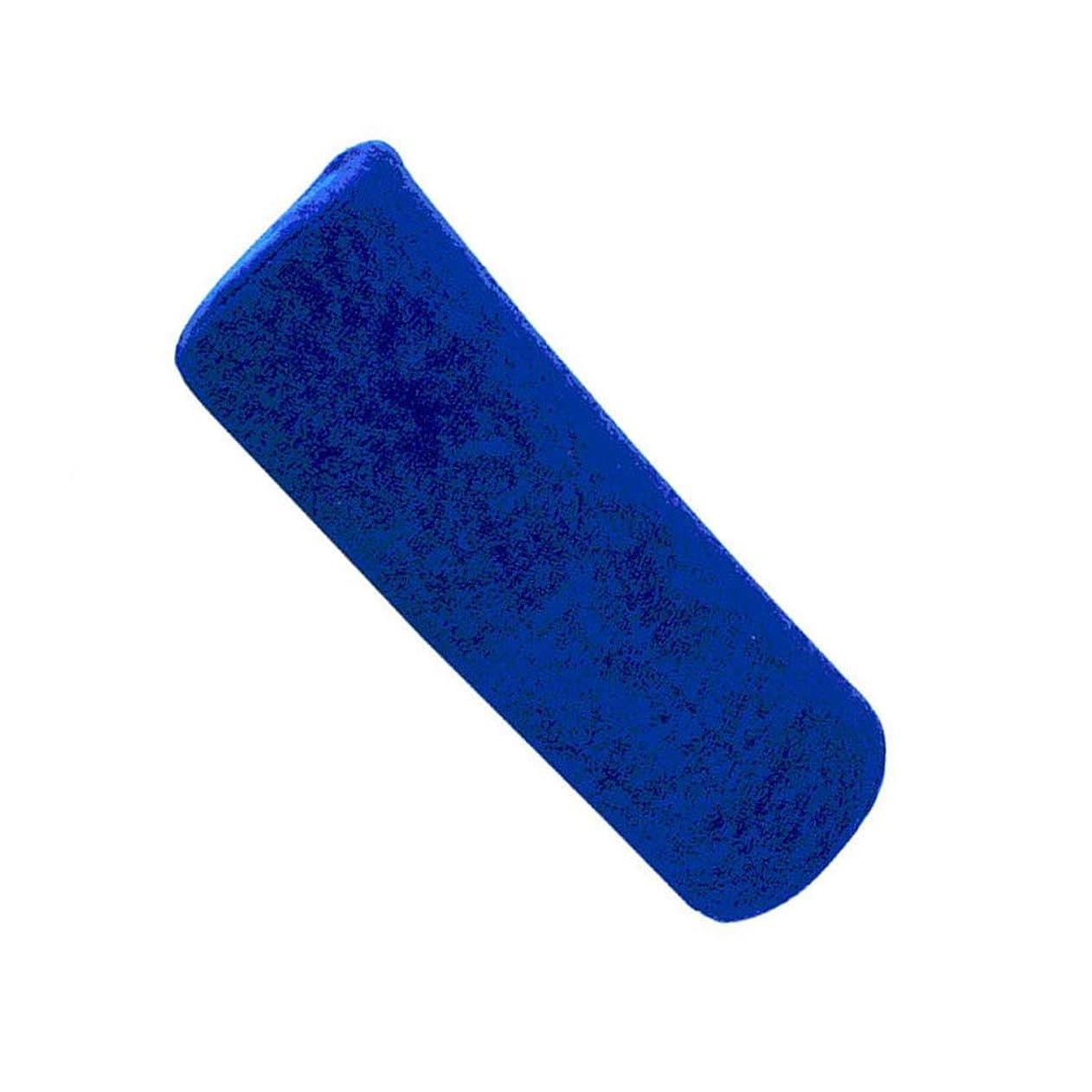 突然のマエストロトリッキー1st market プレミアムマニキュアショップソフトハンドレストクッション枕ネイルアートデザインマニキュアケアトリートメントサロンツールロイヤルブルー