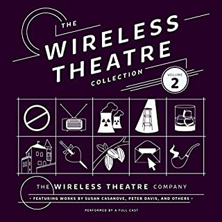 The Wireless Theatre Collection, Vol. 2 cover art