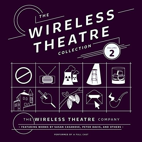 The Wireless Theatre Collection, Vol. 2 audiobook cover art