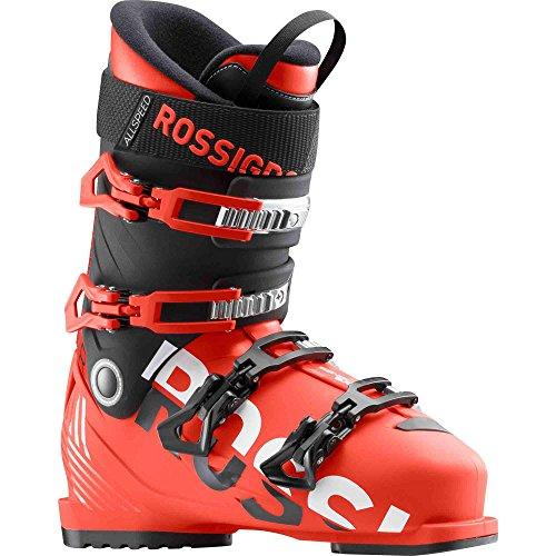 Rossignol heren skischoenen allspeed gepensioneerd rood - maat 49 - zwart