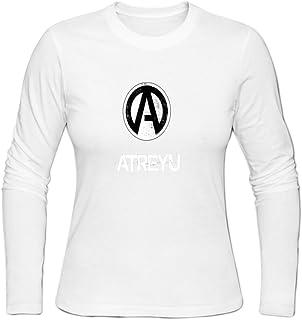 Artinau Women's Long Sleeve Atreyu A Shirts