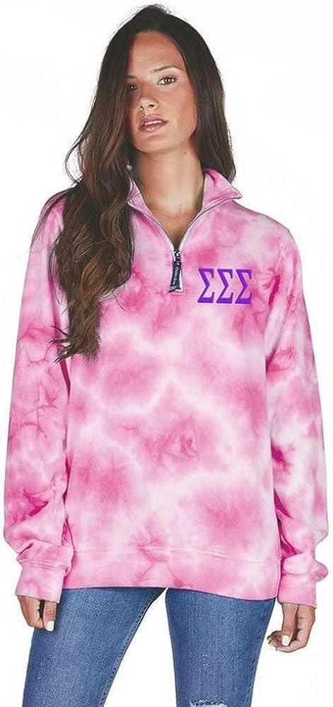 Sigma Crosswind Tie-Dye Quarter New product type Sweatshirt Ranking TOP16 Zip