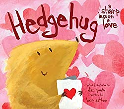 valentines-day-books-toddlers-preschool Valentine's Day, Valentine's Day Picture book, Read-Aloud,  Valentine's day book for toddlers, Valentine's day book for preschool, Valentine's day book for pre-k, Valentine's day book for kindergarten, love, kindness, making valentines, Hedgehug: A Sharp Lesson in Love