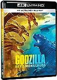 Godzilla: Rey De Los Monstruos 4k Uhd [Blu-ray]
