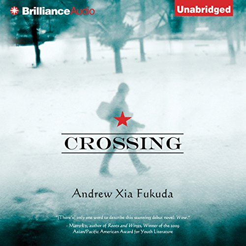 Crossing audiobook cover art