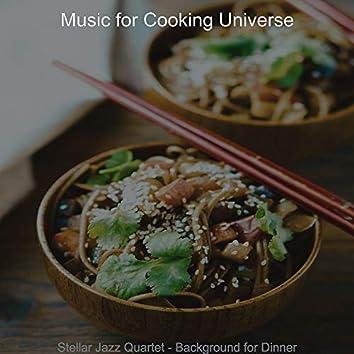 Stellar Jazz Quartet - Background for Dinner