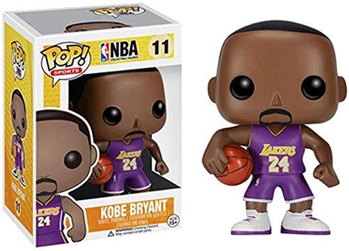 Funko Pop Kobe Bean Bryant Juguetes Colección de muñecas Adornos Regalos-UN