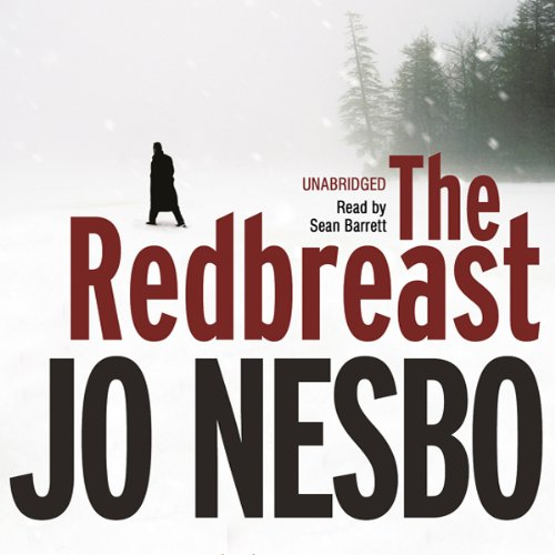 The Redbreast: A Harry Hole Thriller, Book 3 audiobook cover art