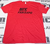Forrest Griffin Signed UFC Fan Expo VIP Shirt PSA/DNA COA Autograph 148 126 106 - Autographed UFC Miscellaneous Products