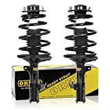 OREDY Front Pair Complete Shocks Struts Coil Spring Assembly Compatible with Camry/ ES300 1997-2001 and Avalon 1997-2003#271678 271679 11281 11282