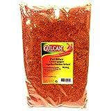 2 x 800g Gülcan - XL Packung Chiliflocken - Paprikaflocken - Gewürz-Zubereitung - Pul biber + Orient-Feinkost Nazar Schlüsselanhänger GRATIS