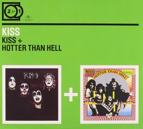 Kiss/Hotter Than Hell