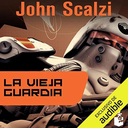 Diseño de la portada del título La Vieja Guardia