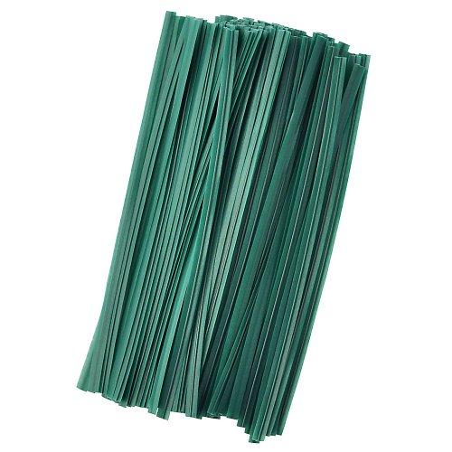 G ビニタイ 緑 100本入 12cm