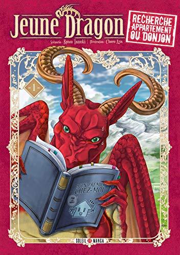 Jeune Dragon recherche appartement ou donjon T01