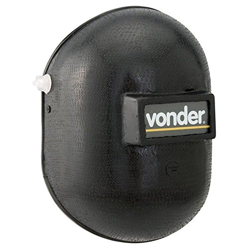 Máscara para Solda de Polipropileno Visor Fixo Vonder 70.76.000.720