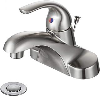 Bathroom Sink Faucets Amazon Com