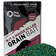 ProPest 6x25g Single Feed Mouse & Rat Control Poison (Racan Force Grain 150g Pack)