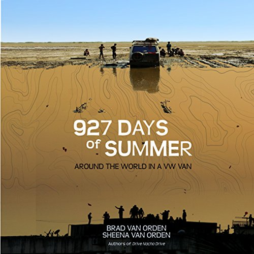 927 Days of Summer audiobook cover art