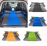 Wjie Colchón de Aire Automático para Automóvil Sofá Inflable al Aire Libre Portátil de Camping Cama de Aire Auto de Viaje para SUV