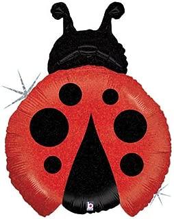Betallic 85667 Little Ladybug Shop Foil Balloon Flt, 27