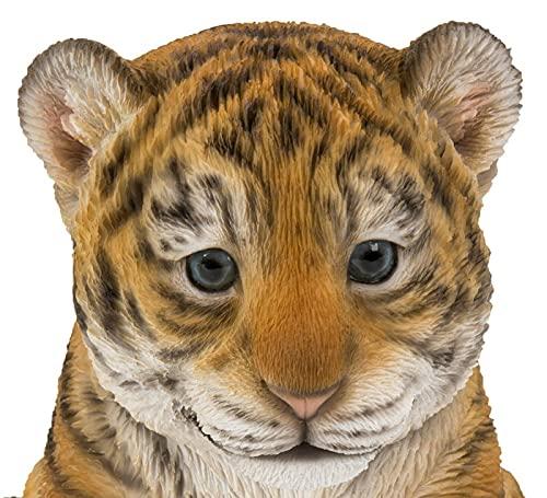 Vivid Arts - Soprammobile a forma di cucciolo di tigre
