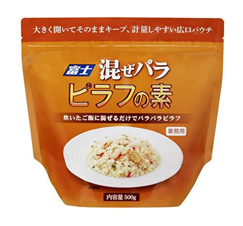富士食品工業 混ぜパラ ピラフの素 500g