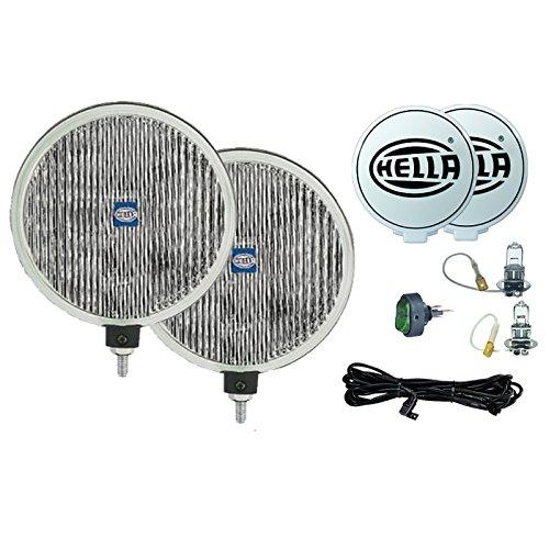 Hella Series - Kit de lámpara de conducción, 500 neblina (juego), Righffma