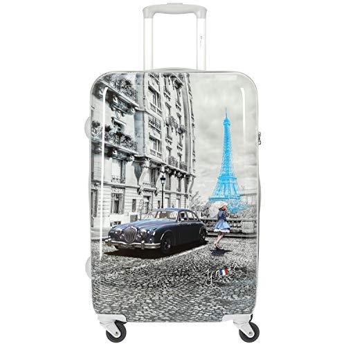 Y Not Trolley Parigi Bluer misura media