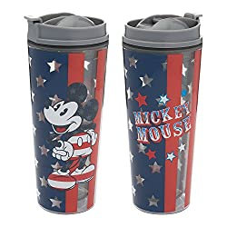 Best Disney Travel Bags & Accessories featured by top US Disney blogger, Marcie and the Mouse: Mickey tumbler