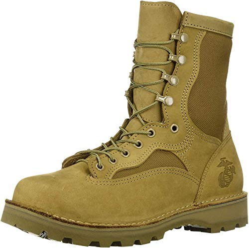 "Danner Men's Marine Expeditionary Boot 8"" Combat, GTX Mojave (M.E.B.), 10.5 Regular US"