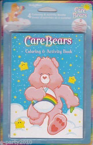 Bears Rainbow Coloring Activity Favors