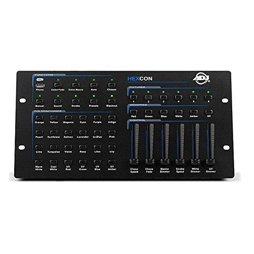 American DJ Hexcon | 36 Channel Lighting DMX Controller for Hex Series