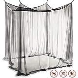 DREAMADE Moskitonetz Bett Mürkennetz, Doppeltbett Mückennetz, Kastenförmiges Moskitonetz,...