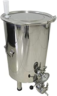 100L single wall fermenter for beermaking (50L)