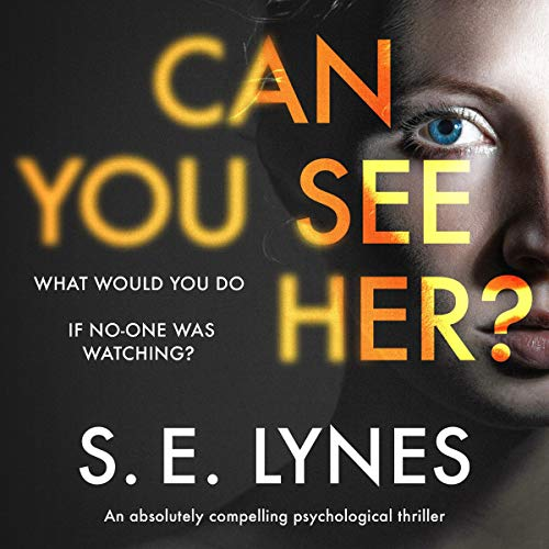 Page de couverture de Can You See Her?