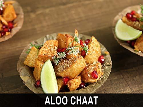Aloo Chaat Recipe - Quick & Popular Indian Chaat Recipe