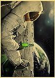 nishangyuyi Carteles Impresos Pintura De Pared Interesante Colección De Cerveza Y Vino Arte De La Pared Pintura En Lienzo Cuadros Decoración del Hogar Mural Cartel Sin Marco A194 40X50Cm